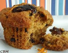 Dans la cuisine de Blanc-manger: Muffins aux dattes, orange et chocolat Breakfast Muffins, Best Breakfast, Bread And Pastries, Muffin Recipes, Scones, Banana Bread, Biscuits, Caramel, I Am Awesome
