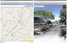 Street View ya disponible en la web de Google Maps