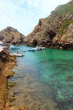 """Berlengas Islands are in Europe and you haven't visited them yet? 