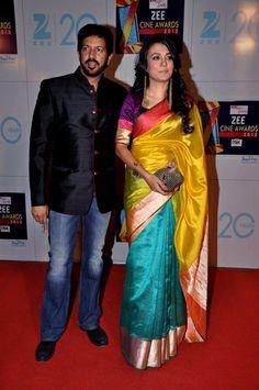 Vogues best dressed: Sari special
