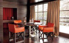 Giorgio Armani those chairs