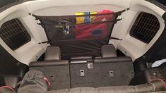 Toyota 4Runner 5th Gen Raingler Front to Back Ceiling Storage