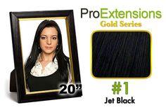 #1 Jet Black Pro Cute