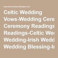 the beautiful celtic/ gaelic blood vow both traditional and ...