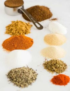 This easy homemade taco seasoning mix can be made in just five minutes. Keep it in the pantry for quick taco nights! When I was a kid, McDonald's never fazed me. I could take or leave a Happy Meal, n Homemade Taco Seasoning Mix, Homemade Tacos, Seasoning Mixes, Seasoning Recipe, Homemade Seasonings, Homemade Spices, Homemade Velveeta, Homemade Cheese, Homemade Whipped Cream