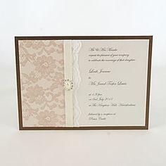 lace on wedding invitations - Cuardach Google