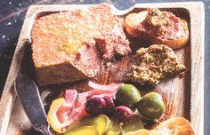 Pork Liver Mousse