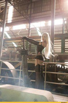 NieR Automata, Nier (series), Games, 2A (YoRHa), cosplay