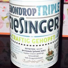 Giesinger - Lemondrop Triple