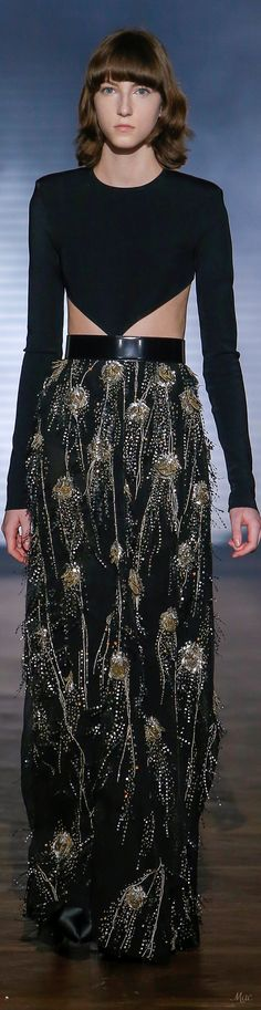 Spring 2018 Haute Couture Givenchy