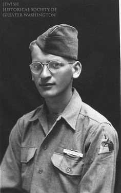 Staff Sergeant Morton Brodofsky (Brody) of the 1st Armored Division was awarded a Silver Star for actions in Artena, Italy, during World War II.