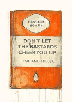 Harland Miller's Penguin Classics-Inspired Art