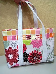 super easy tote bag tutorial