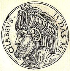 Judas Maccabeus/Judah Maccabee