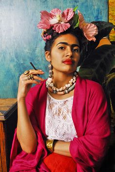 Combining her multi-faceted capabilities, Bumi Thomas recently collaborated with Minna Salami (featured in the Frida images), Pia Cabble and...