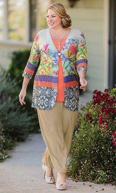 Newport Jacket / MiB Plus Size Fashion for Women / Spring Fashion http://www.makingitbig.com/product/5175