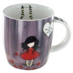 Pretty mug.