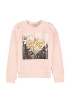 Girls NYC Sweatshirt (Kids) | Forever 21 girls - 2000151259