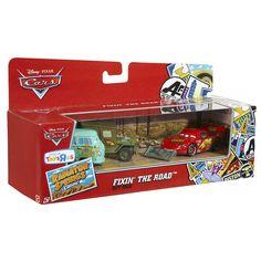 LEGO Disney Pixar Cars 2 - Radiator Springs Lightning McQueen ...