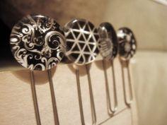 Beautiful DIY bookmarks