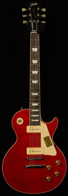 Gibson Custom Shop Les Paul Candy Apple Red