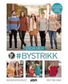 Garnpakke - Gretekofte i Alpakka Forte - Knitting Inna Alpaca Wool, Ark, Pitch, Family Guy, Urban, Denim, Couple Photos, Knitting, Books