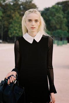 Paris Fashion Week SS 2014....Esmeralda
