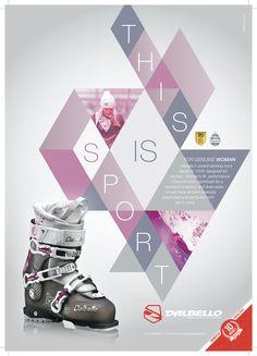 #Dalbello #Season 14/15: Kyra! Olympic Medals, Ski Boots, Skiing, Pin Up, Seasons, Design, Ski, Pinup