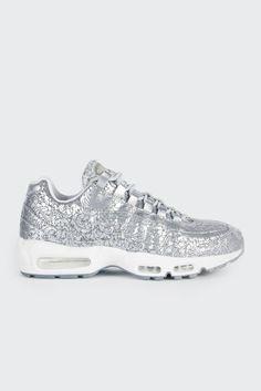 Nike Air Max 95 Anniversary - pure platinum/metallic silver-white
