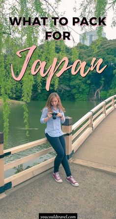 What to pack for Japan - Not sure what to pack for Japan? Here is a handy guide with a free checklist included. Here is a comprehensive list and information on what to pack for your trip to Japan, irrespective of the season. Ready to visit Japan? #japan #travel #packing