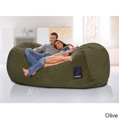 Sumo Titanium Oversized Beanbag Chair