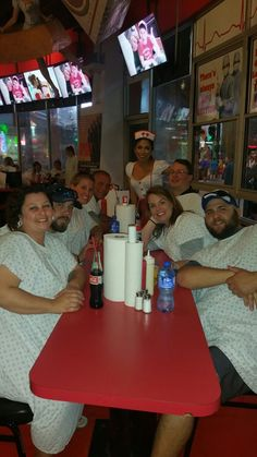 Heart attack grill....fremont st.