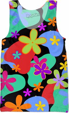 Check out my new product https://www.rageon.com/products/colorful-retro-flowers-pattern-1 on RageOn!