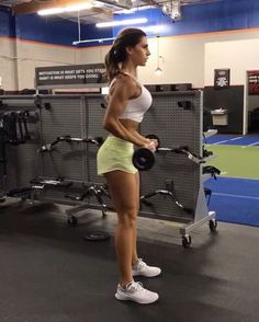 "10.7k Likes, 98 Comments - Alexia Clark (@alexia_clark) on Instagram: ""Sunday Werk 1. 8 each on each side 2. 12 reps 3. 12 reps each side 4. 12 reps each side 3-4…"""