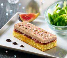 Tostada de Foie Gras (Toast et Foie Gras)