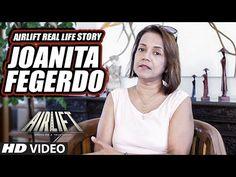 AIRLIFT Real Life Series | 1990 Kuwait AIRLIFT | JOANITA FEGERDO | T-Series