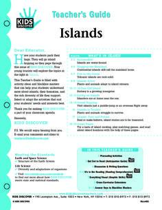 Islands   KIDS DISCOVER