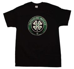 Flogging Molly Classic T-Shirt 100% Cotton Tee by DeeGeesEmporium