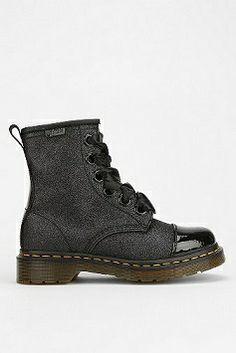 $150.00 Dr. Martens Gracie Glitter Boot http://www.variied.com/products/dr-martens-gracie-glitter-boot/  #Dr.Martens #GlitterBoot #boot  #boots #shoes #urban #style