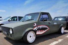 P40 Warhawk Caddy