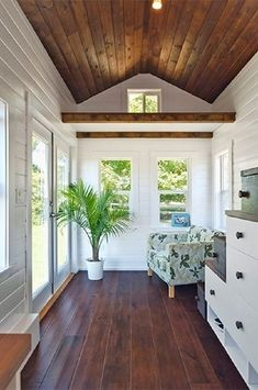 42 Cly Chic Renovations Ideas For Tiny House