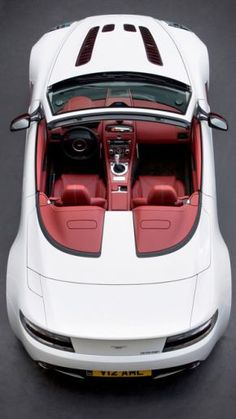 2013 Aston Martin V12 Vantage Convertible