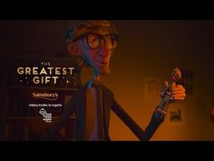 Sainsbury's OFFICIAL Christmas advert 2016 -The Greatest Gift - YouTube