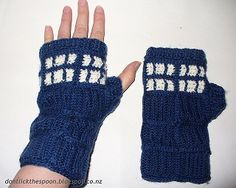Doctor Who Pattern Collection!! @Nancy Funes - get your crochet on!