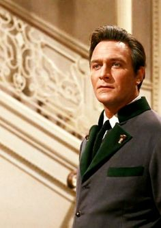 Captain Von Trapp So handsome