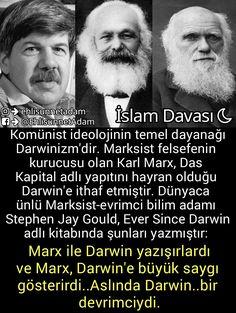 #KarlMarx #Darwin #Komünizm #DasKapital #StephenJayGould #EverSinceDarwin