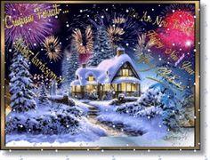 Cristmas, new year, BUEK , An nou Fericit