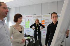 Gruppenarbeit im Seminar - WIE und WO geht Wissen verlohren.