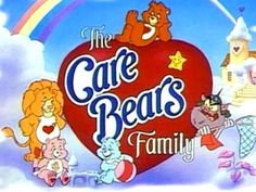 There were a couple of different carebear cartoons, but I remember this one for sure!