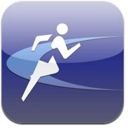 MapMyRun:Android, iPhone; This app allows you to not only track how far you run but iMapMyRun used Google Maps so you can actually see your route on a map It also tells you how many calories you burned and it keeps you on track with your diet. You can share your runs with friends who also use iMapMyRun. Not a runner? Download iMapMyWalk or iMapMyRide.